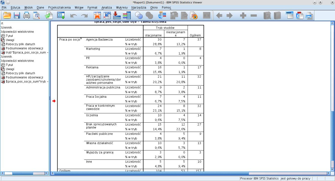 Z Fisher Spss Kopiowanie tabel z SPS...