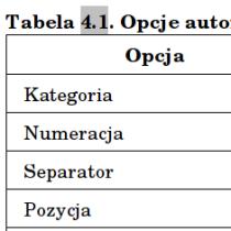 Automatyczne tytułowanie tabel - thumb