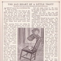 """Układanie obiektów w LO Writer - thumbnail (image: """"First page of the story, The Sad Heart of Little Trott"""" by Sue Clark; licensed under CC-by 2.0; URL: http://www.flickr.com/photos/14277117@N03/3640936625/ )"""
