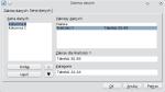 Okno zarządzania zakresem danych na wykresie, karta Seria danych