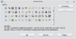 Okno wyboru ikony pozycji na pasku narzędziowym