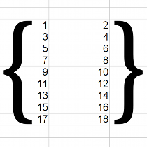 Formuły macierzowe - thumbnail