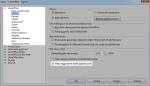 """W LibreOffice 3.6 pole wyboru nazywa się """"Włącz nagrywanie makr (ograniczone)"""" iznajduje się wczęści Ogólne"""