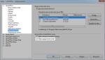 """W LibreOffice 4.0 inowszych pole wyboru nazywa się """"Włącz nagrywanie makr"""" iznajduje się wczęści Zaawansowane"""